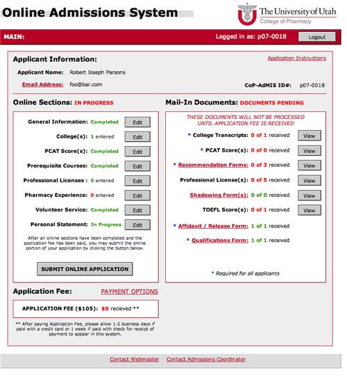 uMac | University of Utah | Rapid Web App Development with FMP